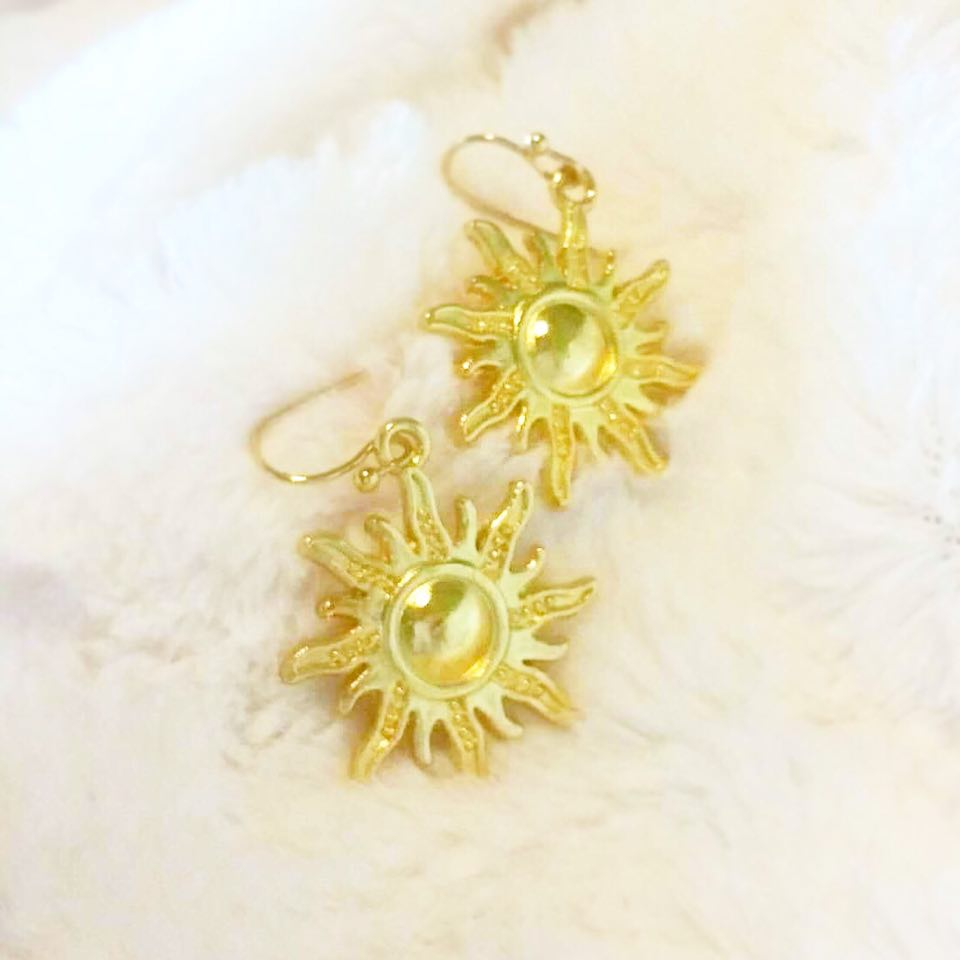 Sunshine_gold_earrings